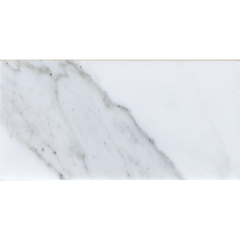 Calacatta Gold Extra Polished Marble Tiles 2 3/4×5 1/2