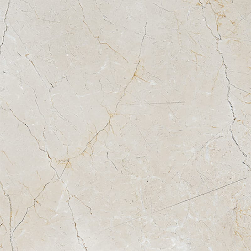 Crema Marfil Polished Marble Tiles 24x24 Marble System Inc
