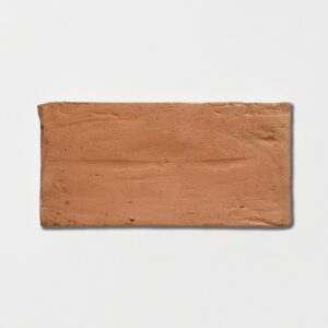 Rectangle 3/4 Natural Terracotta Tiles 6x12