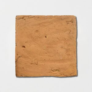 Square Natural Terracotta Tiles 8x8