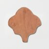 Fan Shape Natural Terracotta Tiles 6 3/4x6 1/2