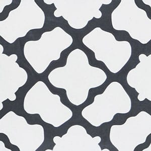 Fiona Honed Cement Tiles 8x8