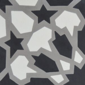 Stella Honed Cement Tiles 8x8