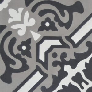 Dhalia Honed Cement Tiles 8x8