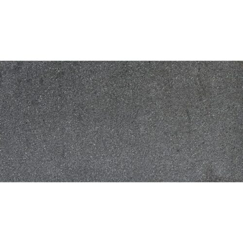 Absolute Black Extra Flamed Granite Tiles 12x24