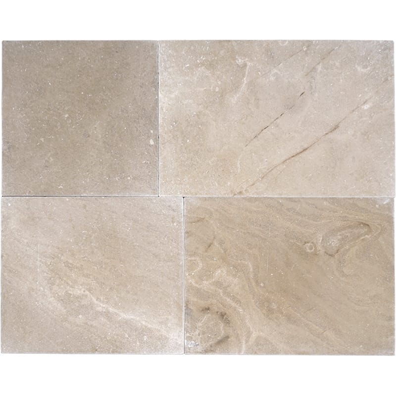 Bronz Dore Multi Finish Limestone Tiles Random