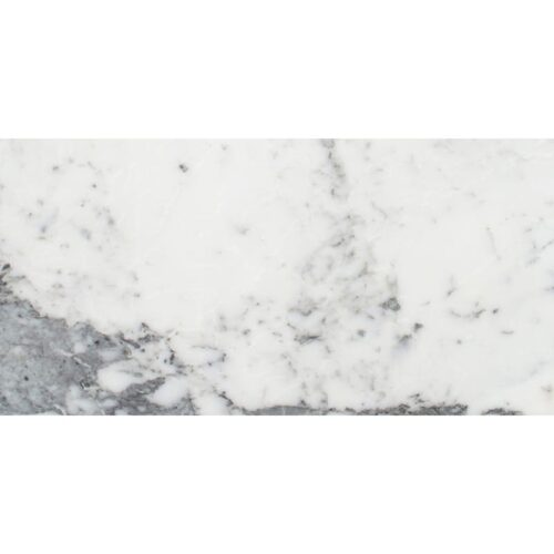Calacatta Arabescato Polished Marble Tiles 12x24