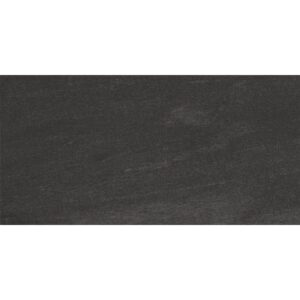 Atelier Black Honed Porcelain Tiles 18x36