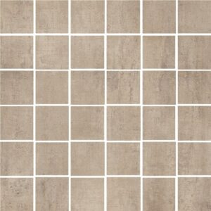 Runway Delight Honed 2x2 Porcelain Mosaics 12x12