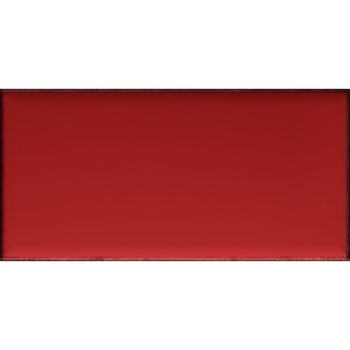 Red Glossy Ceramic Tiles 4x8