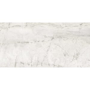 Romano White Honed Porcelain Tiles 12x24