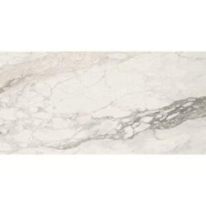 Calacatta Renoire Polished Porcelain Tiles 12x24