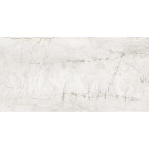 Romano White Polished Porcelain Tiles 12x24