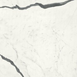 Bianco Statuario Polished Porcelain Tiles 24x24