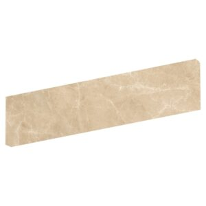 Romance Safari Polished Bullnose Porcelain Base 4x24