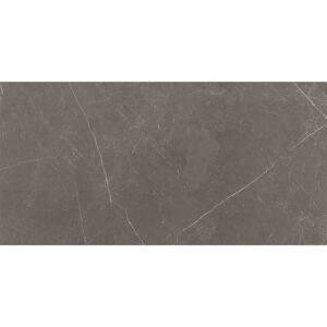 Gray Stone Polished Porcelain Tiles 12x24
