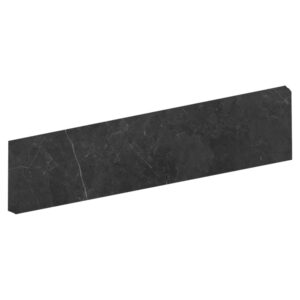 Gray Stone Polished Bullnose Porcelain Base 4x24