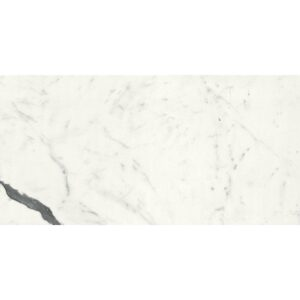 Bianco Statuario Matte Porcelain Tiles 12x24