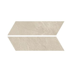 Ivory Flow Natural Gramma 72 Porcelain Tiles 19 39/64x6 21/32