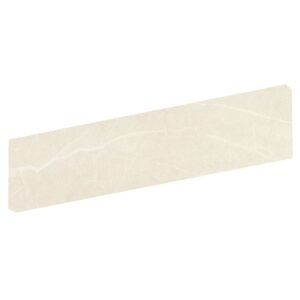 Lasa Aurora Polished Bullnose Porcelain Base 4x24