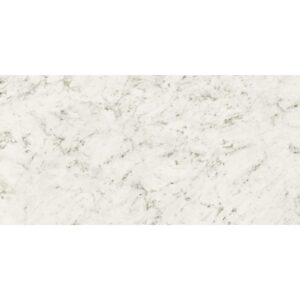 Bianco Carrara Polished Porcelain Tiles 12x24