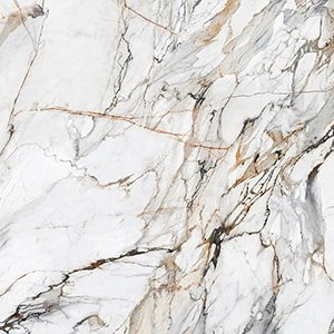 Calacatta Luxe Cl01r Ultra Soft Sintered Stone Slab 125x63