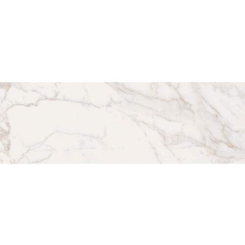 Statuario Gold Honed&rectified Porcelain Tiles 4x12