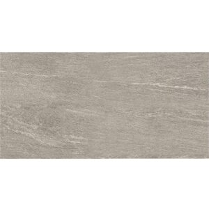 Milo Grey Matte Porcelain Tiles 12x24