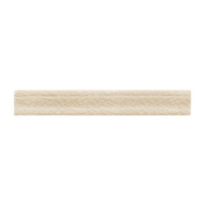 Jasmine Crackled Finish Trim Ceramic Moldings 1x6