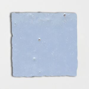Sirena Sky Glazed Square Terracotta Tiles 6x6