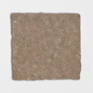 Copeland Taupe Glazed Square Terracotta Tiles 6x6