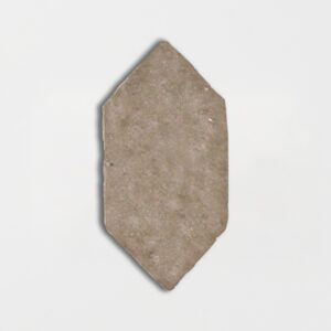 Copeland Taupe Glazed Picket Terracotta Tiles 5x10