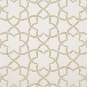 Champagne, Seashell Multi Finish Isidore Limestone Waterjet Decos 12 1/2x 14 3/8