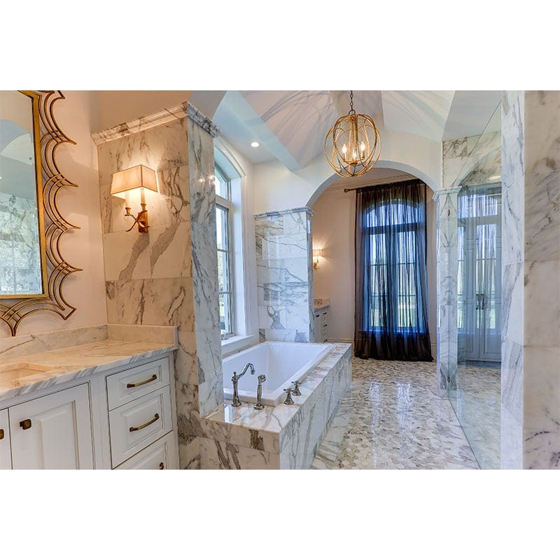 Calacatta Gold Polished Marble Systems Inc