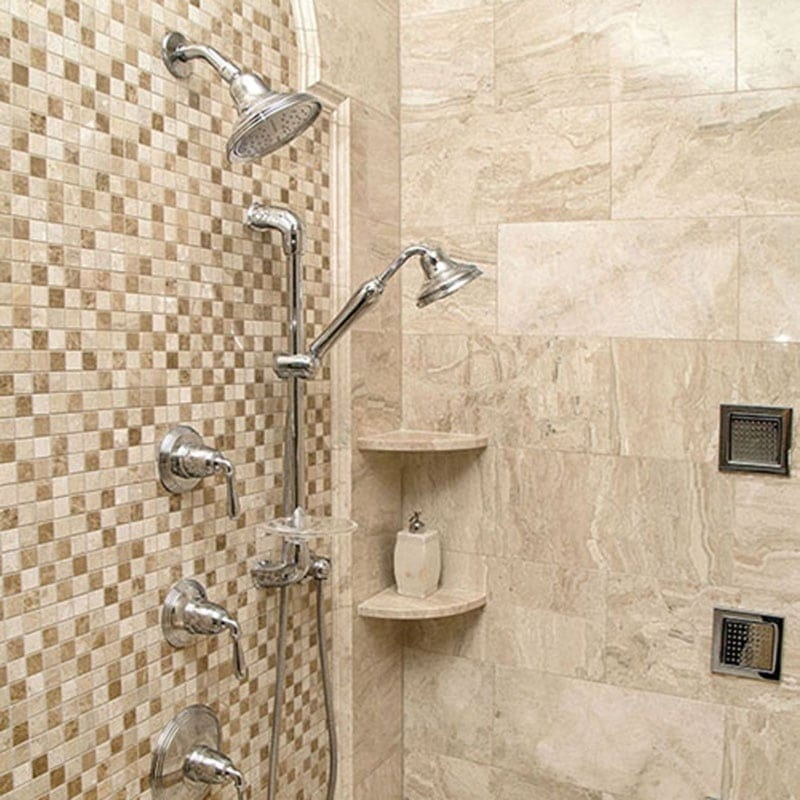 Diana Royal Polished Marble Tiles 6x12 Marble System Inc