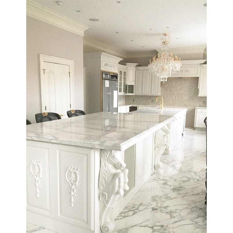 Calacatta Gold Polished Marble Marble Systems Inc