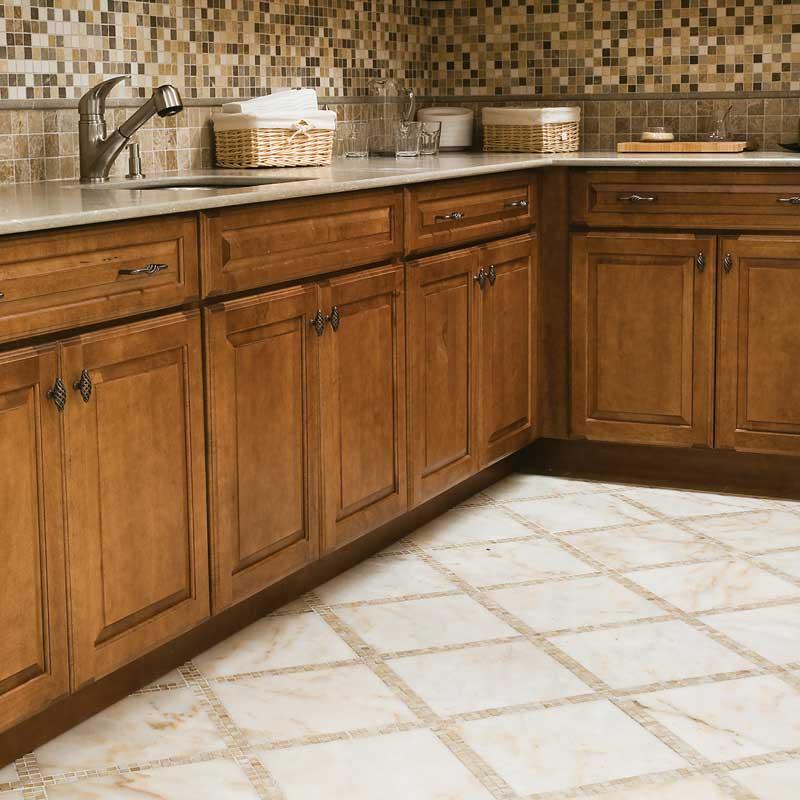 Afyon Sugar Polished Marble Tiles 12x12