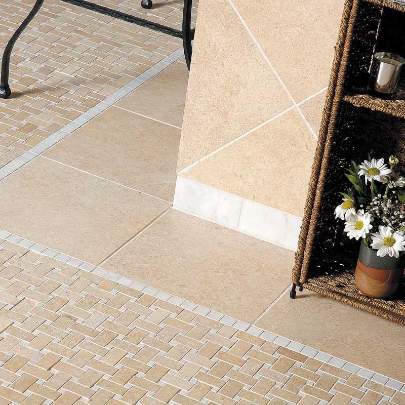 Seashell Limestone Tile Marble Systems Inc