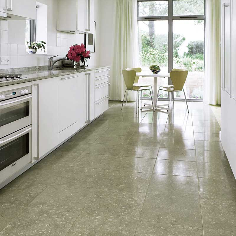 Olive Green Limestone Tile Marble Systems Inc