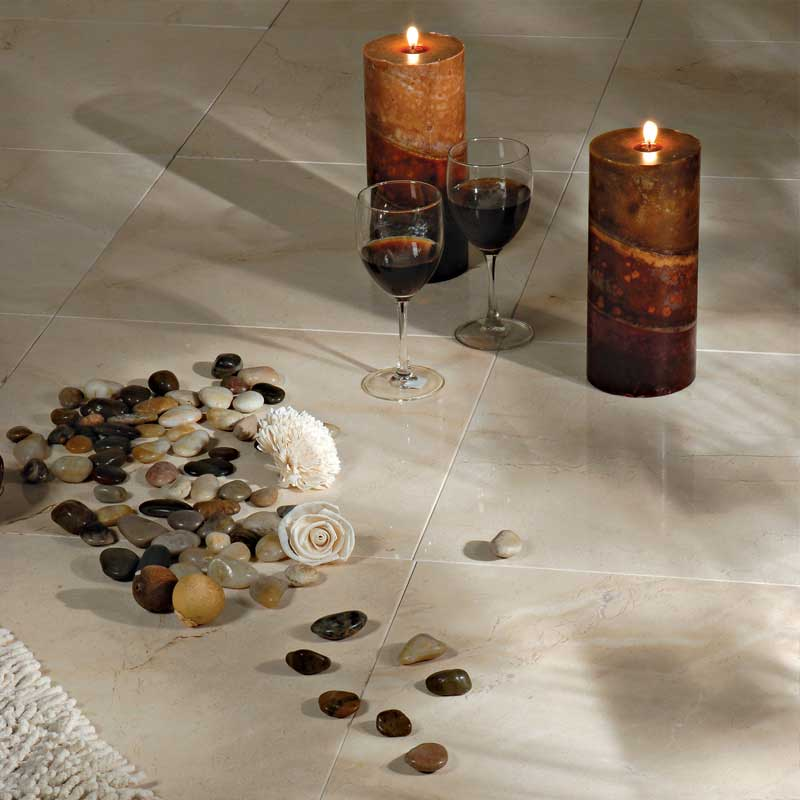 Crema Marfil Marble Collection