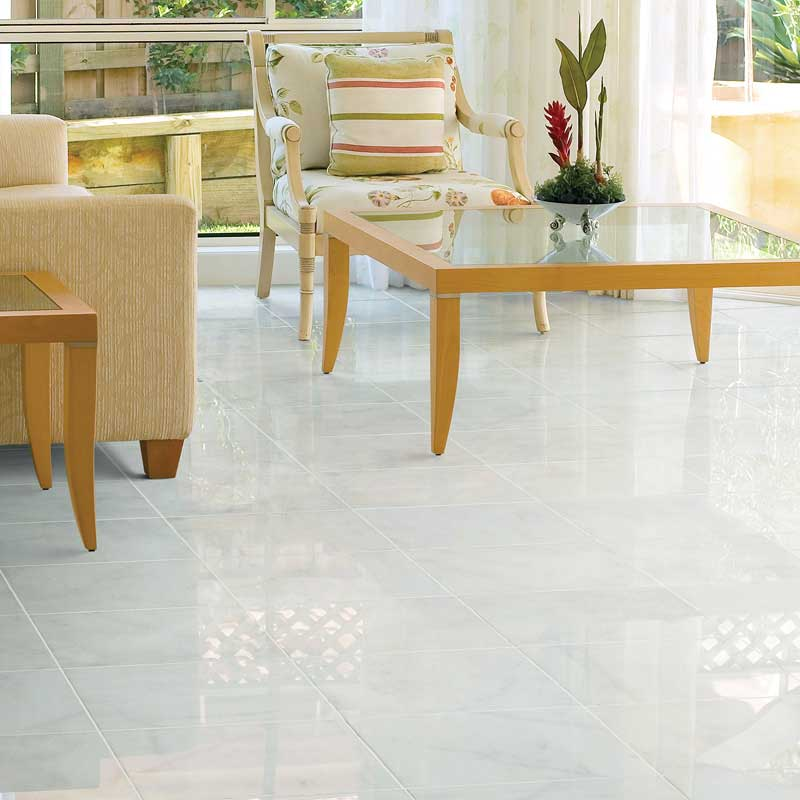 Avalon Polished Marble Tiles 12x12