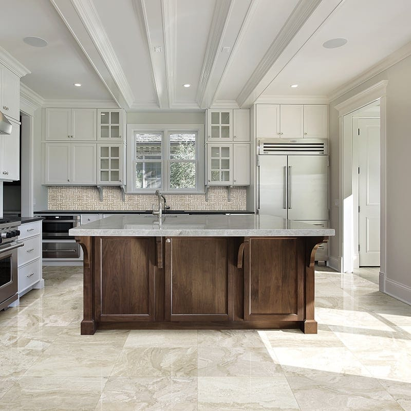 Royal Kitchen Design: Diana Royal Polished Marble Tiles 18x18