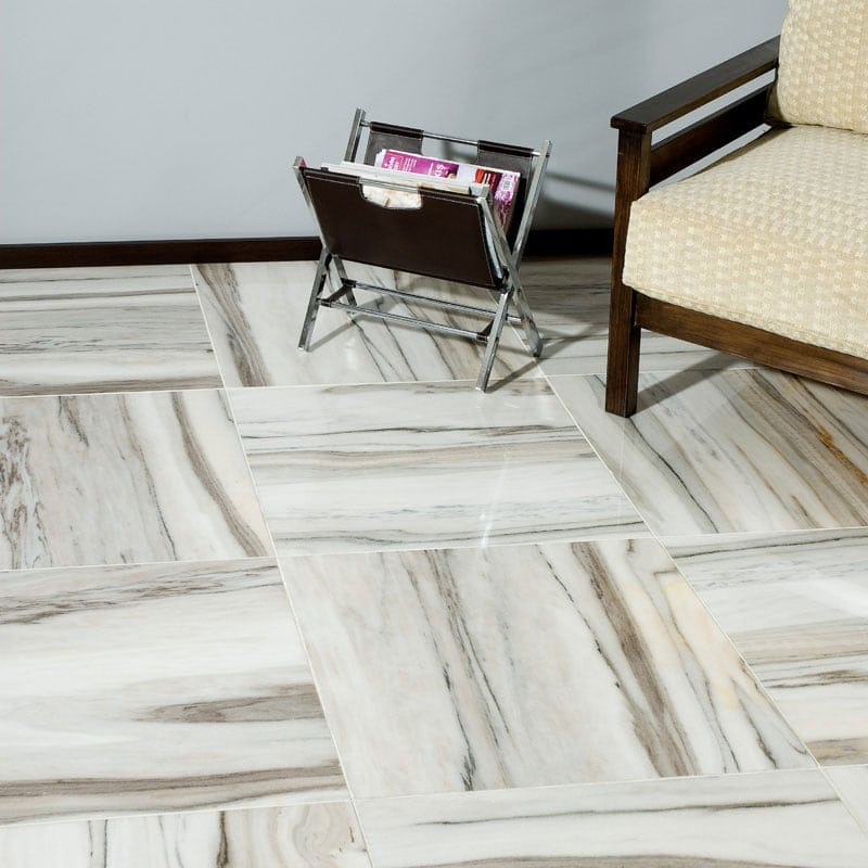 Skyline Polished Marble Tiles 12x12 Marble System Inc
