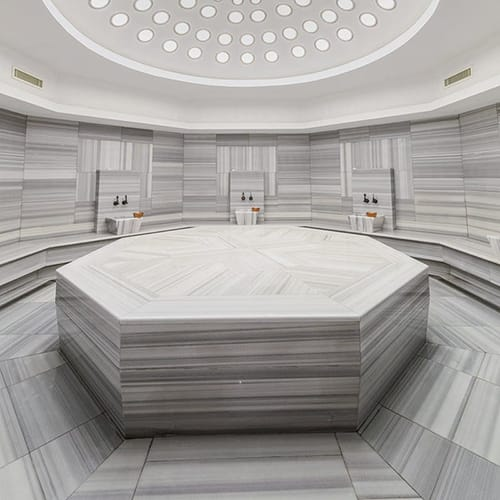 Mink Classic Marble Tile | Marble Systems Inc