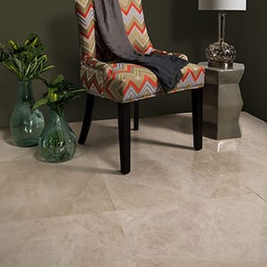 Cream Bordeaux Polished Marble Collection