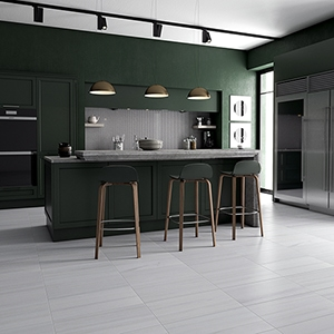 Bianco Dolomiti Classic Honed Marble Collection