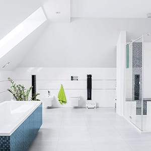 Thassos White Polished Marble Collection