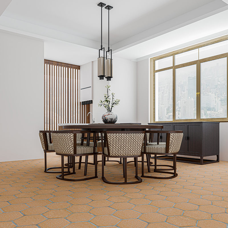 Reclaimed Terracotta Flooring Collection