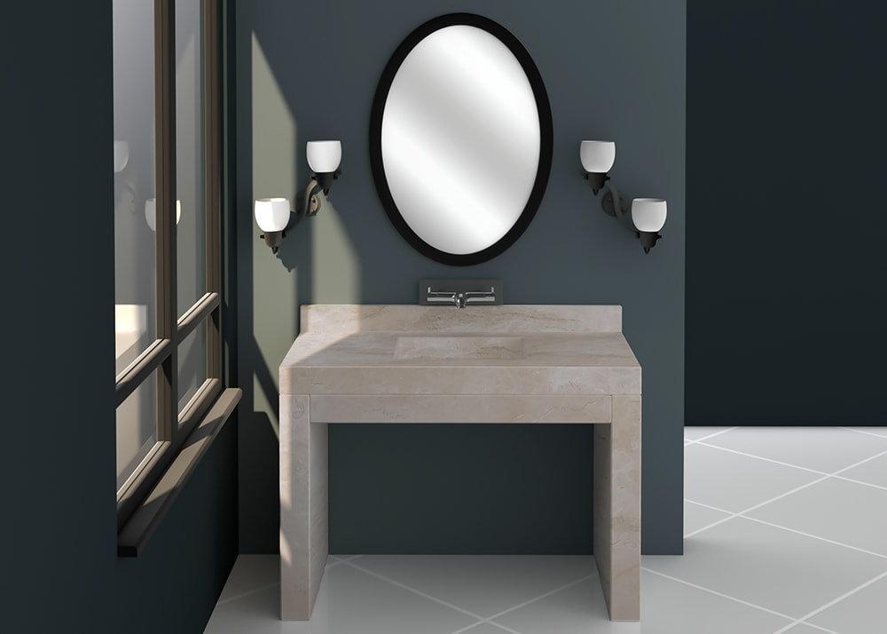 SL10337 Vanity Top