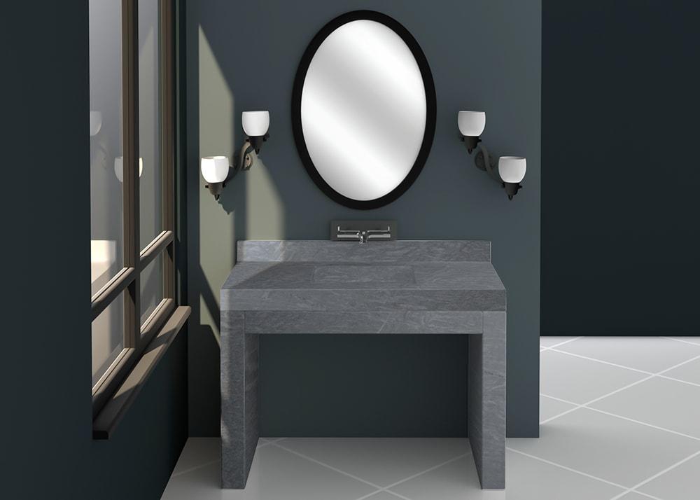 SL10536 Vanity Top